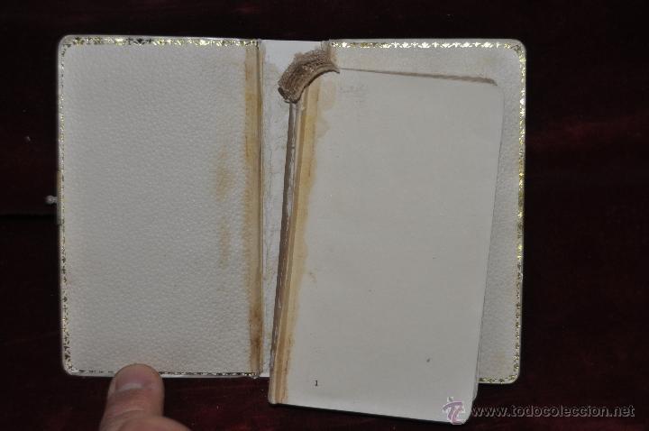 Libros de segunda mano: LOTE DE 5 DEVOCIONARIOS DE LA PRIMERA COMUNIÓN DE PRINCIPIOS DEL SIGLO XX - Foto 20 - 44464591