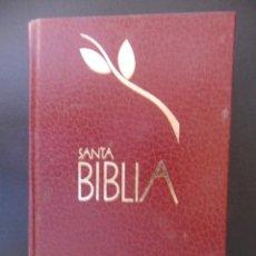 Libros de segunda mano: SANTA BIBLIA. DIOS HABLA HOY. EDITORIAL CLARET, SOCIEDADES BIBLICAS UNIDAS, 1992. TAPA DURA. CINTA M. Lote 44663811