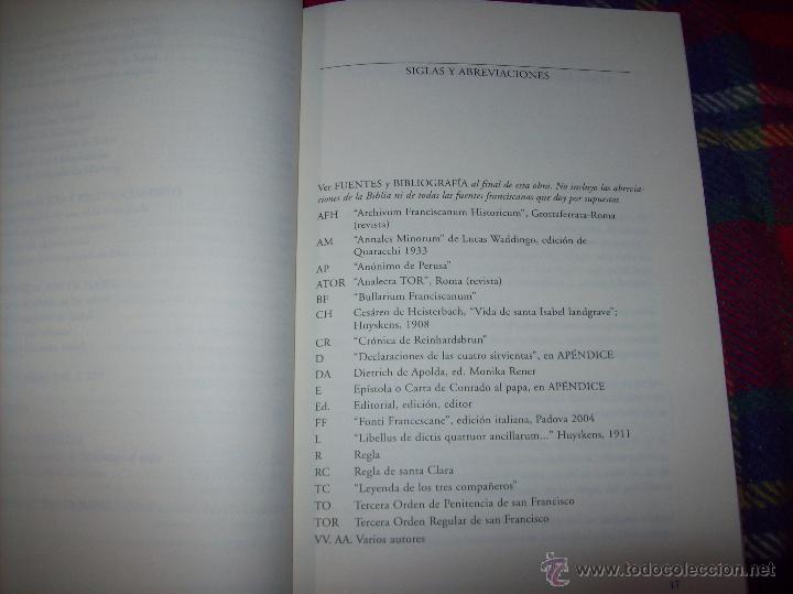 Libros de segunda mano: SANTA ISABEL.DEDICATORIA Y FIRMA ORIGINAL DEL AUTOR SALVADOR CABOT ROSSELLÓ.2006.UNA JOYA.VER FOTOS. - Foto 14 - 44692386