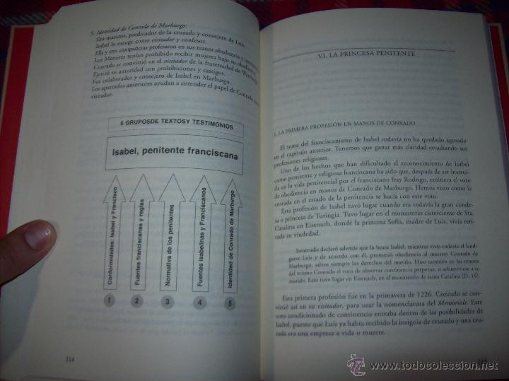 Libros de segunda mano: SANTA ISABEL.DEDICATORIA Y FIRMA ORIGINAL DEL AUTOR SALVADOR CABOT ROSSELLÓ.2006.UNA JOYA.VER FOTOS. - Foto 16 - 44692386