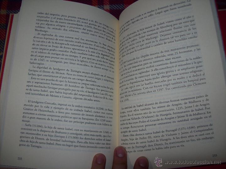 Libros de segunda mano: SANTA ISABEL.DEDICATORIA Y FIRMA ORIGINAL DEL AUTOR SALVADOR CABOT ROSSELLÓ.2006.UNA JOYA.VER FOTOS. - Foto 18 - 44692386