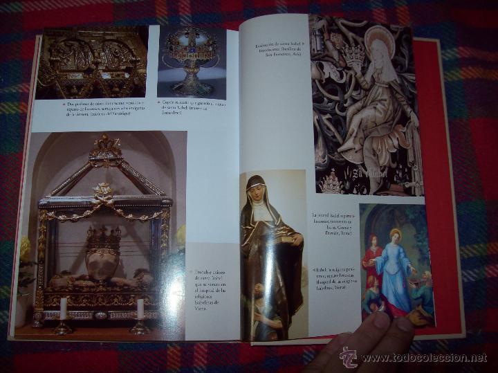 Libros de segunda mano: SANTA ISABEL.DEDICATORIA Y FIRMA ORIGINAL DEL AUTOR SALVADOR CABOT ROSSELLÓ.2006.UNA JOYA.VER FOTOS. - Foto 24 - 44692386