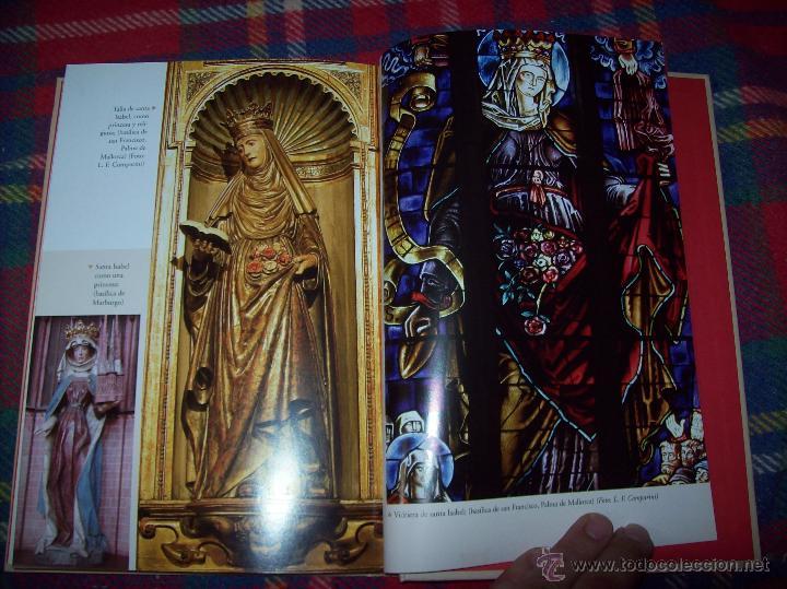 Libros de segunda mano: SANTA ISABEL.DEDICATORIA Y FIRMA ORIGINAL DEL AUTOR SALVADOR CABOT ROSSELLÓ.2006.UNA JOYA.VER FOTOS. - Foto 25 - 44692386