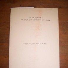 Libros de segunda mano: ORELLA, JOSÉ LUIS. LA PENITENCIA EN PRISCILIANO : (340-385). Lote 44709269