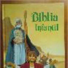 Libros de segunda mano: BIBLIA INFANTIL. Lote 44988126