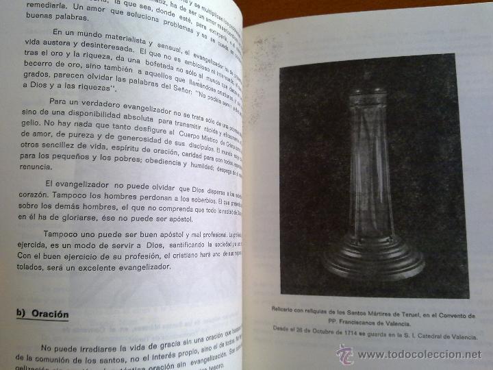 Libros de segunda mano: LOS SANTOS MÁRTIRES DE TERUEL, - Foto 3 - 45110590