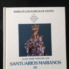 Libros de segunda mano: SANTUARIOS MARIANOS DE NAVARRA. CLARA FERNANDEZ-LADREDA. Lote 45378870