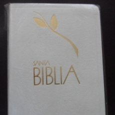 Libros de segunda mano: SANTA BIBLIA. DIOS HABLA HOY. EDITORIAL CLARET, SOCIEDADES BIBLICAS UNIDAS, 1992. TAPA SEMIRIGIDA. C. Lote 95263784