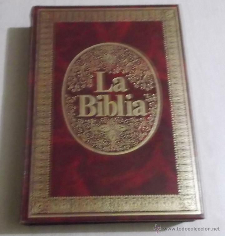 Libros de segunda mano: ANTONIO FUENTES MENDIOLA (DIR.). La Biblia, mensaje vivo. CUATRO TOMOS. RM66716. - Foto 2 - 45726649