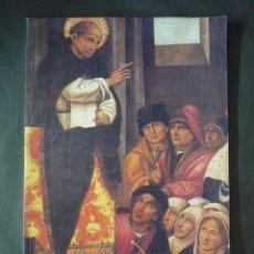 Libros de segunda mano: SAN VICENTE FERRER-JUNTA CENTRAL VICENTINA-1999- LS118. Lote 45956521