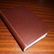 Libros de segunda mano: OBRAS DE SAN JUAN DE LA CRUZ. DOCTOR DE LA IGLESIA. 4ª EDICIÓN. (1943). Lote 45995128