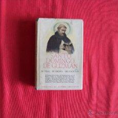 Libros de segunda mano: SANTO DOMINGO DE GUZMAN. Lote 51970483