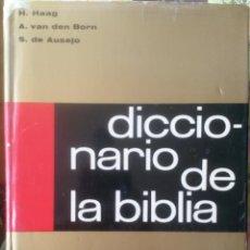 Libros de segunda mano: DICCIONARIO DE LA BIBLIA, EDITORIAL HERDER 1975.. Lote 46455498