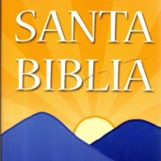 Libros de segunda mano: . LIBRO SANTA BIBLIA REINA VALERA 1960. Lote 46763677