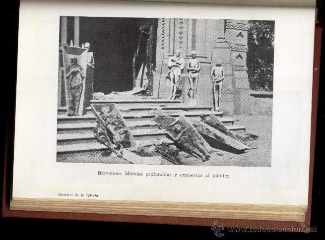 Libros de segunda mano: LOS MARTIRES DE LA IGLESIA - FRAY JUSTO PÉREZ DE URBEL (1ª edicion-1956) - Foto 3 - 46916616