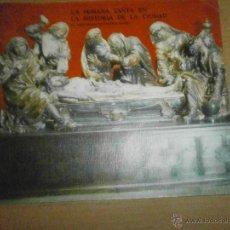 Libros de segunda mano: SEMANA SANTA VALLADOLID PREGON 1983. Lote 46974023