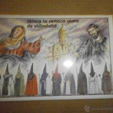 Libros de segunda mano: SEMANA SANTA VALLADOLID 1999. Lote 46974414