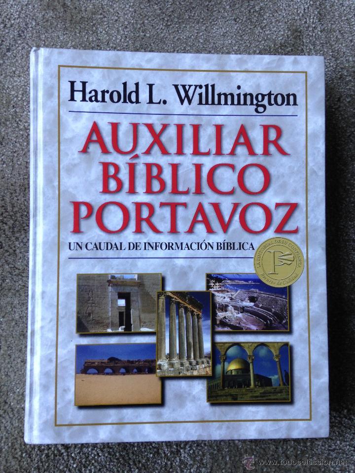 auxiliar biblico portavoz harold l.willmington