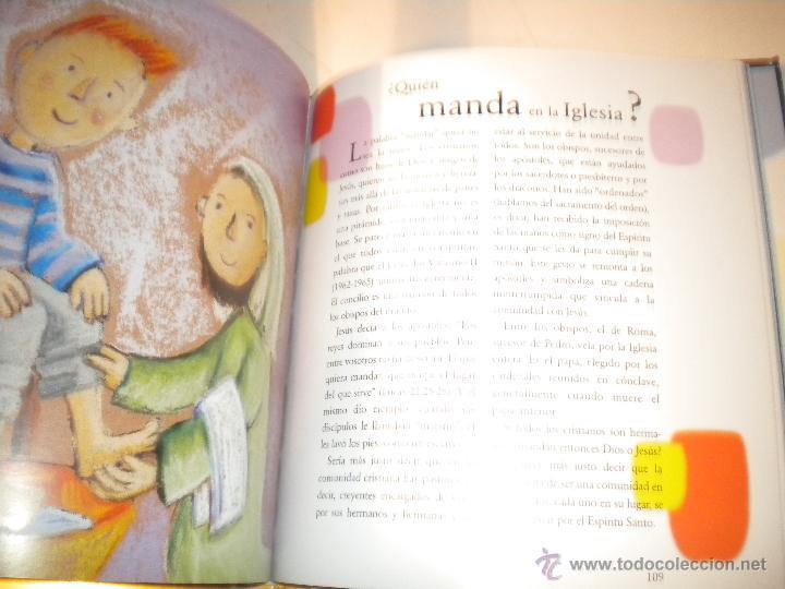 Libros de segunda mano: ¿ Dónde vive Dios ? y 101 preguntas más - Foto 2 - 47021106