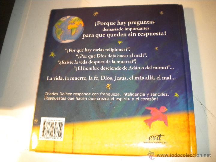 Libros de segunda mano: ¿ Dónde vive Dios ? y 101 preguntas más - Foto 5 - 47021106