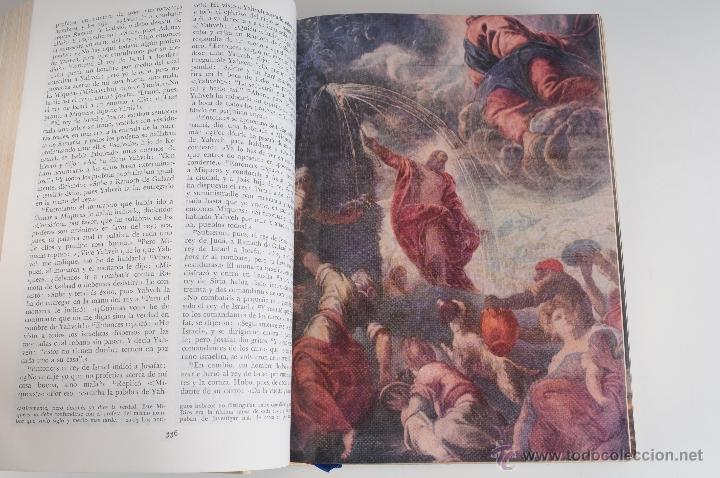Libros de segunda mano: LA SANTA BIBLIA EDITORIAL PLANETA 2ª EDICION AÑO 1964 - Foto 4 - 194973868