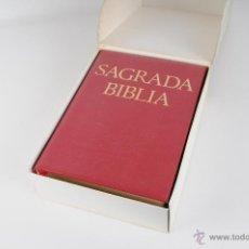 Libros de segunda mano: SAGRADA BIBLIA ILUSTRADA POR SALVADOR DALI AÑO 1973. Lote 268482524