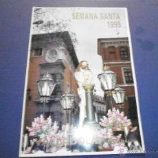 Libros de segunda mano: SEMANA SANTA VALLADOLID 1995. Lote 47331501