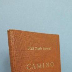 Libros de segunda mano: CAMINO. JOSE MARIA ESCRIVA BALAGUER. Lote 47350655