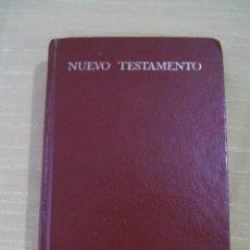 Libros de segunda mano: NUEVO TESTAMENTO TRADUCCIÓN DE JUAN MATEOS EDICIONES CRISTIANDAD 1974. Lote 47361233