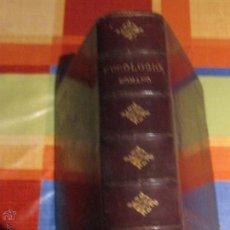 Libros de segunda mano: NUEVO ECOLOGIO ROMANO DON ANTONIO ROMEROMOLINERO EDIT SANCHEZ Y Cª AÑOS 90. Lote 47376880