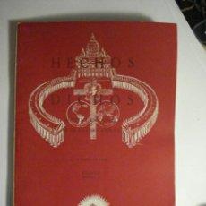 Libros de segunda mano: REVISTA HECHOS Y DICHOS - JUNIO 1938 - Nº 45 - RELIGION - MIRA OTROS EN MI TIENDA. Lote 48306822