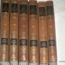 Libros de segunda mano: LA RESPUESTA ESTÁ EN LA BIBLIA . BIBLIOTECA DE AUTORES CRISTIANOS .MIÑON 1970 6 TOMOS . COMPLETA. Lote 48349765
