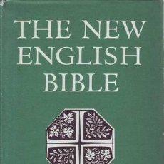 Libros de segunda mano: THE NEW ENGLISH BIBLE. NEW TESTAMENT.. Lote 48914713