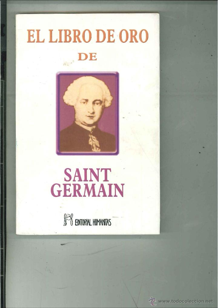 EL LIBRO DE ORO DE SAINT GERMAIN (Libros de Segunda Mano - Religión)