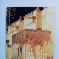 Libros de segunda mano: SEMANA SANTA CÓRDOBA 1992. PROGRAMA OFICIAL AGRUPACIÓN HERMANDADES Y COFRADÍAS.. Lote 49427318