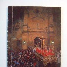 Libros de segunda mano: SEMANA SANTA CÓRDOBA 1984. PROGRAMA OFICIAL AGRUPACIÓN HERMANDADES Y COFRADÍAS.. Lote 49427546
