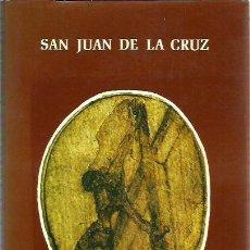 Libros de segunda mano: 0016827 OBRAS COMPLETAS / SAN JUAN DE LA CRUZ. Lote 49452951