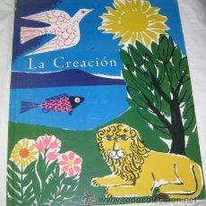 Libros de segunda mano: LA CREACIÓN, POR R. HERRMANN Y HEINZ KÜNE, ED. VERGARA, DE 1963. Lote 49474669