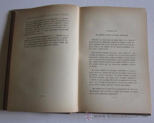 Libros de segunda mano: HISTORIA DE MARIA LA VIRGEN MADRE - Foto 3 - 50098391