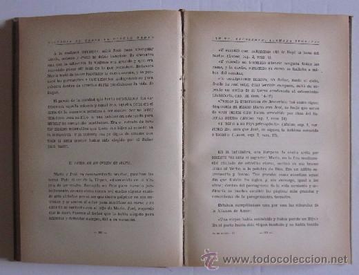Libros de segunda mano: HISTORIA DE MARIA LA VIRGEN MADRE - Foto 4 - 50098391