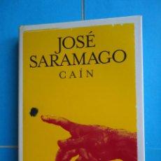 Libros de segunda mano: LIBRO. CAÍN, DE JOSÉ SARAMAGO.PREMIO NOBEL DE LITERATURA,1998.ED. ALFAGUARA. Lote 50145774