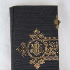 Libros de segunda mano: LIBRO / PEQUEÑO OFICIO DEL DOMINGO - SUCESORES DE LLORENS HERMANOS, AÑO 1897 - MISAL. Lote 50203231