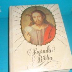 Libros de segunda mano: SAGRADA BIBLIA GRUPO EDITORIAL OCEANO, ARSOBISPADO DE BARCELONA, 20 MAYO 1983. Lote 50460872