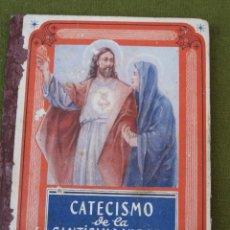 Libros de segunda mano: CATECISMO DE LA SANTISIMA VIRGEN - EDITORIAL VIVES - 1945. Lote 50809890
