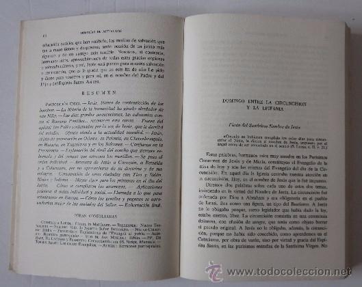 Libros de segunda mano: HOMILIAS DE ACTUALIDAD - 2 TOMOS - Foto 4 - 51023057