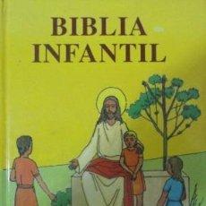 Libros de segunda mano: BIBLIA INFANTIL - FEDERICO DELCLAUX / MUNDI-709 , BUEN ESTADO. Lote 51063743