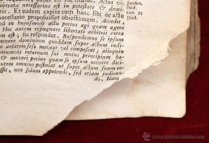 Libros de segunda mano: JO. LAURENTII BERTI...OPUS DE THEOLOGICIS DISCIPLINIS. TOMO VI. 1760. LIBRO RELIGION EN LATIN. - Foto 4 - 51260783