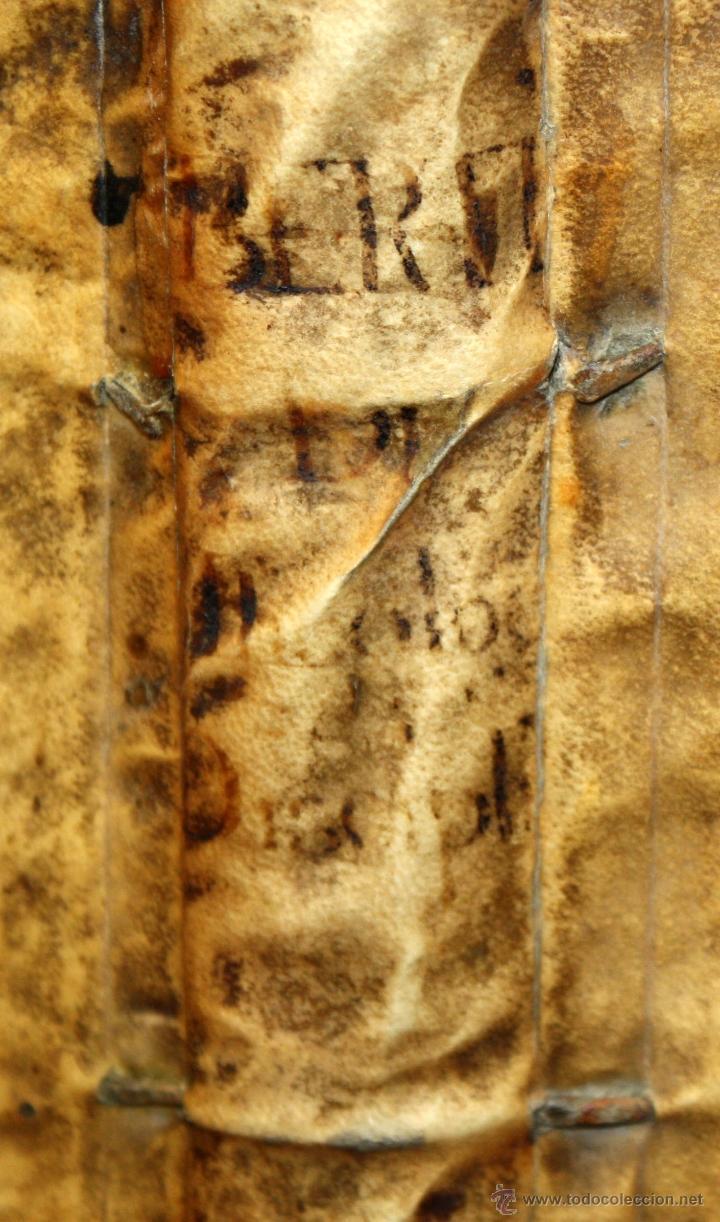 Libros de segunda mano: JO. LAURENTII BERTI...OPUS DE THEOLOGICIS DISCIPLINIS. TOMO VI. 1760. LIBRO RELIGION EN LATIN. - Foto 8 - 51260783