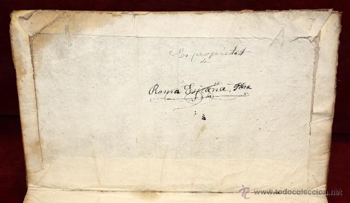 Libros de segunda mano: JO. LAURENTII BERTI...OPUS DE THEOLOGICIS DISCIPLINIS. TOMO VI. 1760. LIBRO RELIGION EN LATIN. - Foto 9 - 51260783