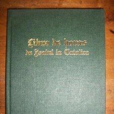 Libros de segunda mano: LIBRO DE HORAS DE ISABEL LA CATÓLICA / ESTUDIO PRELIMINAR POR MATILDE LÓPEZ SERRANO. Lote 51538235